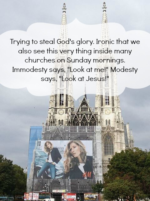 cathedral billboard caption